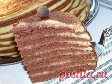 Не торт, а настоящий восторг Обалденный тортик! Вчера приготовила и уже все съели. Оторваться невозможно — мягкий, нежный, просто тает во рту…. Готовиться очень просто. Рецепт на сайте: https://100-sovet.ru/ne-tort-a-nastoyashhij-vostorg.html?utm_source=novie&utm_campaign=forumovkus