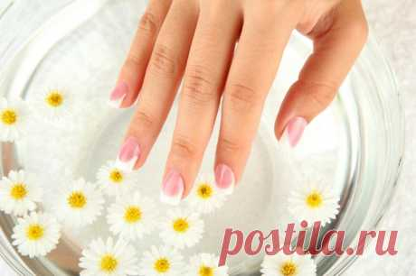Como dejar crecer rápidamente las uñas, que serán rotas nunca: ¡ayudará el medio simple de 4 componentes! - que quiere la mujer