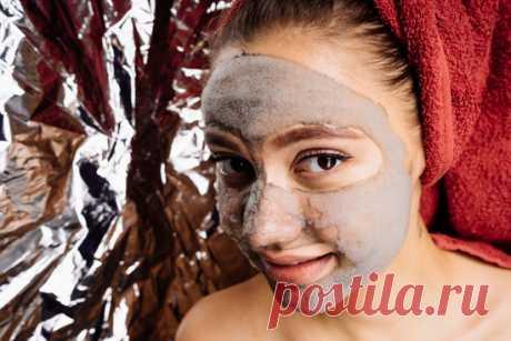 Пузырьковая маска для лица: способ самостоятельного применения