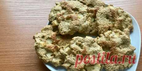 Ароматное мягкое печенье из овсянки. Можно даже диабетикам | Клубок & пирожок | Яндекс Дзен