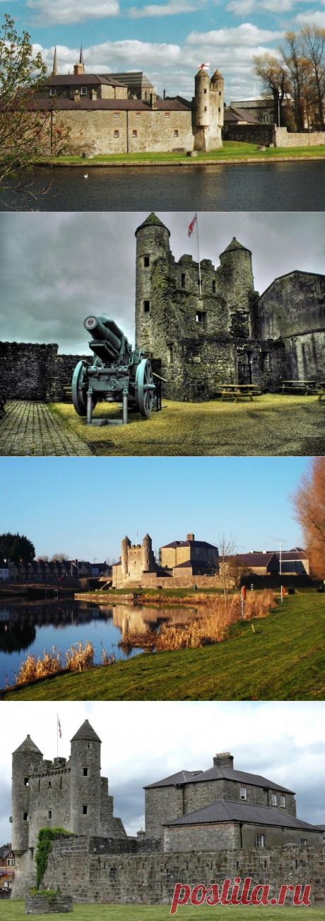 Замок Эннискиллен: молчаливый свидетель истории (Ирландия) — Путешествия