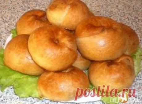 Los pastelillos foliados con las patatas - la Receta con poshagovymi por las fotografías - Ням.ру