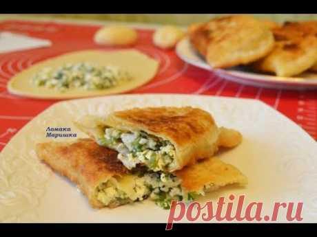 РУГУВАЧКИ - Слоистое тесто, сочная начинка -ну очень вкусно