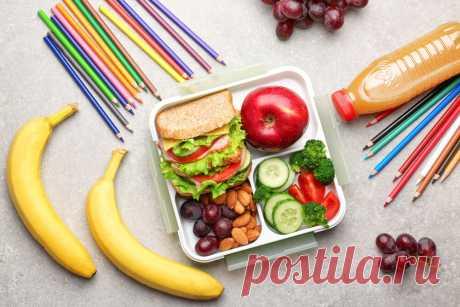 Как и чем кормить ребенка-школьника? | Росконтроль | Яндекс Дзен