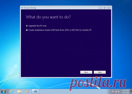 Как бесплатно обновиться с Windows 7 до Windows 10 - ITC.ua
