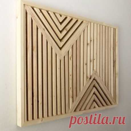 Wood Wall Art Rustic Wood Art reclaimed wood by BlankSpaceStudios
