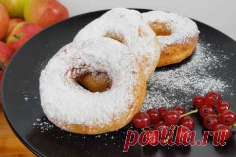 Творожные пончики - 10 рецептов в домашних условиях (пошагово)
