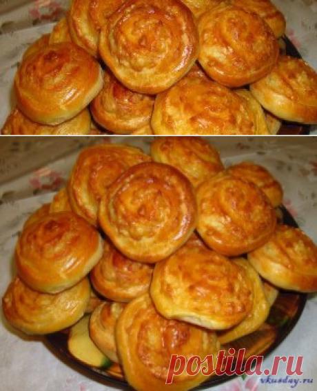 Сырные булочки   Вкусный день