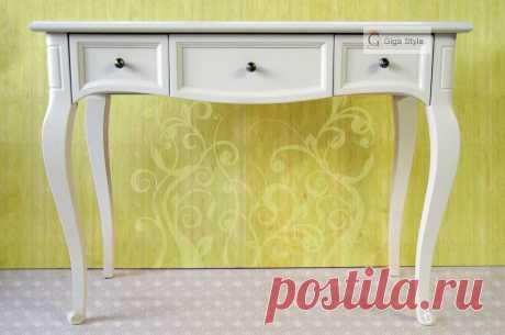 Высококачественная мебель из натурального дерева от украинского производителя Giga Style. Кровати, тумбы, шкафы, комоды, туалетные столики, обеденные столы и стулья. Также эксклюзивная разработка мебели в любом стиле. Гарантия.  Наши работы на сайте www.mebelgs.com.ua