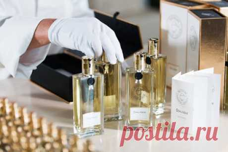 Патрисия де Николаи и ее ароматы: Моне, Байкал и порок