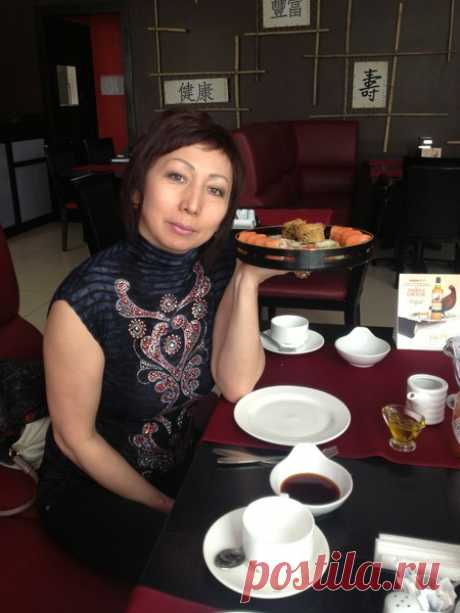Жанна Шаймуратова