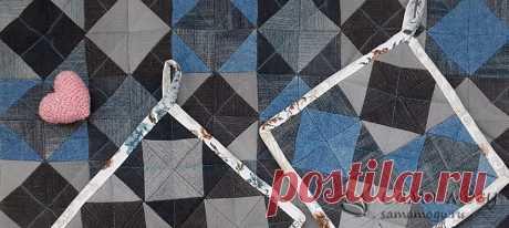 Пэчворк - лоскутное шитье   Креативная хозяюшка