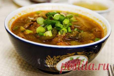 Самые вкусные блюда узбекской кухни — Все о туризме и отдыхе
