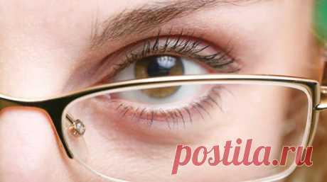Восстановить зрение просто