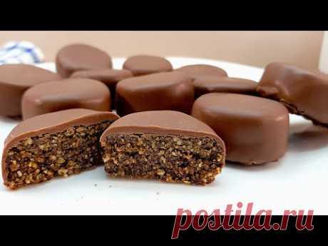 😋 Leckere hausgemachte Süßigkeiten in 10 Minuten! Ohne Zucker! Schnell, lecker und gesund! #117