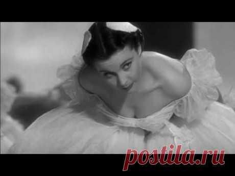 Vivien Leigh - Dancing grace