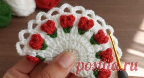 Beautiful Crochet Knitting Pattern – Bluetodaynews