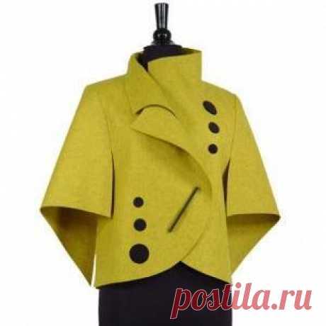 Modeling of an original jacket