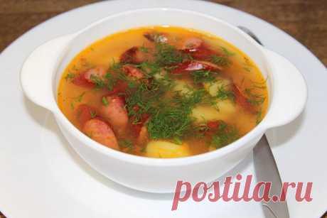 Ну и сытный. Этот суп станет вашим фаворитом этой осенью. Согревающий и аппетитный