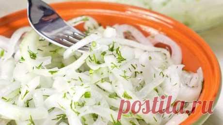 Маринованный лук за 25 минут – пошаговый рецепт с фотографиями