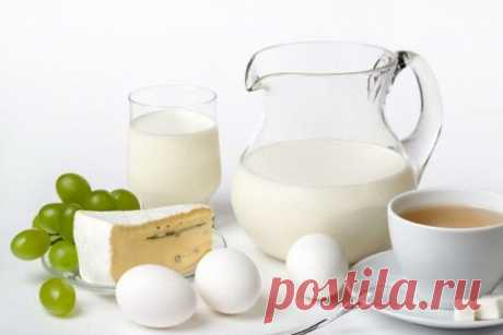 «Белая диета» для похудения. Находка для тех, кто любит молочные продукты - Полезные советы красоты
