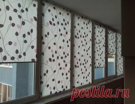 Оригинальное изделие из кусочков обоев, которое заменит вам шторы | Блог «Велунд» | Яндекс Дзен