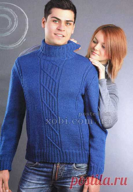 Вязаные пуловеры, свитера и джемпера для мужчин » Страница 11
