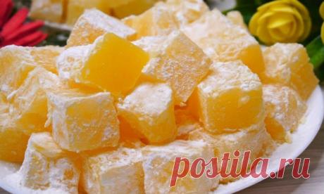 Гора конфет из ничего: делаем вкусноту за 15 минут