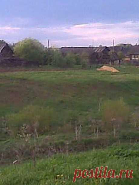 Бакряженские равнины