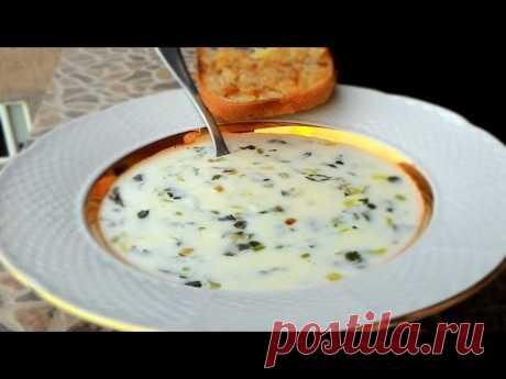 """Армянский суп """"Спас"""" (""""Танов""""), Armenian soup """"Spas"""" ( """"Tanov"""")"""