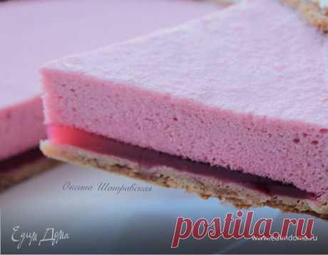 Тарт с ягодным самбуком рецепт 👌 с фото пошаговый | Едим Дома кулинарные рецепты от Юлии Высоцкой