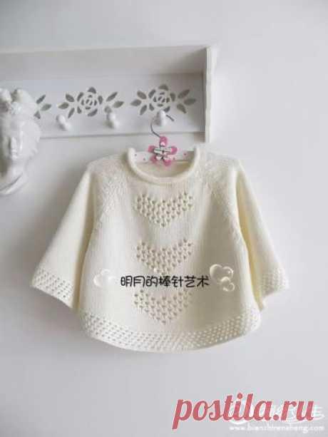 пуловер-реглан - Самое интересное в блогах