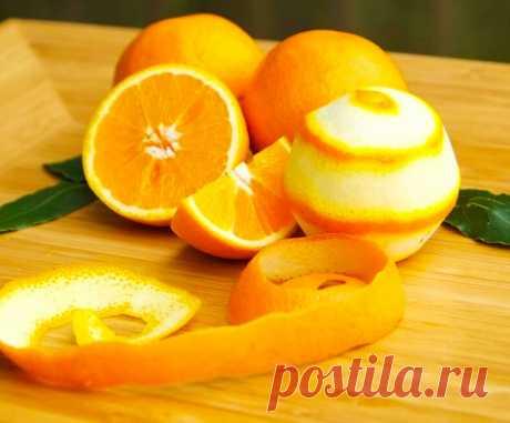 От удаления прыщей до защиты от рака. Рассказываю об удивительных свойствах апельсиновой корки | Безумный Доктор | Яндекс Дзен