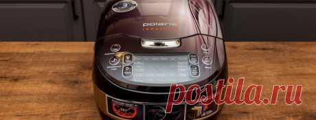 Индукционная мультиварка легко заменит плиту и духовку | Polaris - о еде и гаджетах | Яндекс Дзен