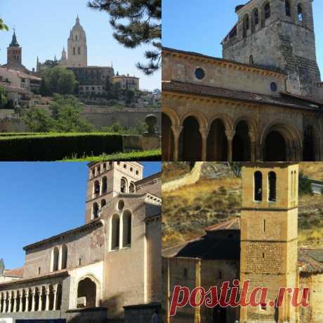 Обзорная экскурсия в Сеговии, церкви и другие достопримечательности города | Туризм в Испании