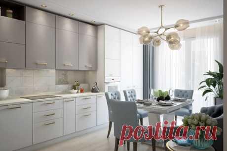 El diseño de la cocina