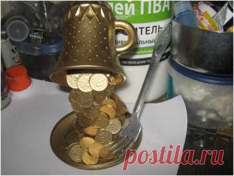неиссякаемый фонтан или чашка кофе