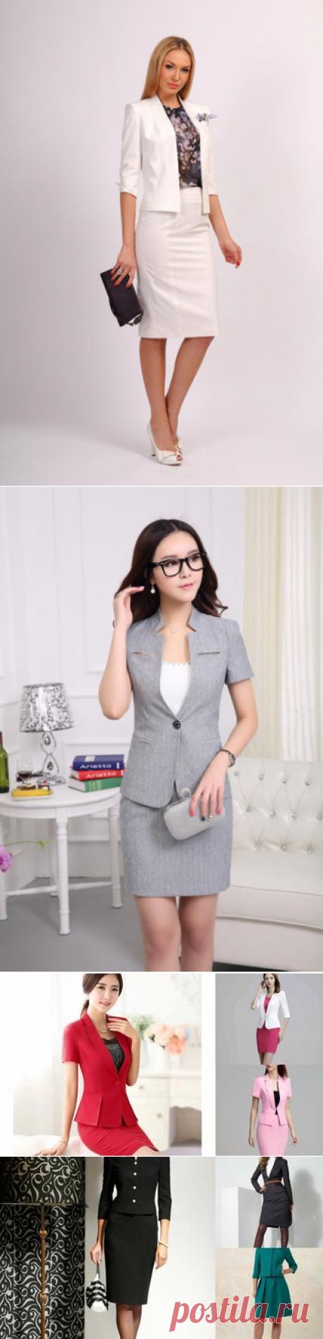 20 карточек в коллекции «Женский летний деловой костюм: образы» пользователя Каріна Н. в Яндекс.Коллекциях