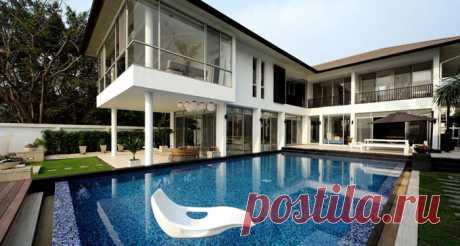 Дом в Бангкоке (Интернет-журнал ETODAY)