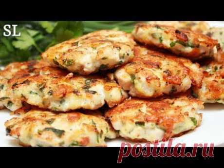 Изумительные Куриные Котлетки с Сыром рецепт с фото