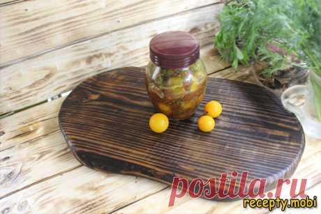 Пикантные помидоры по-итальянски с оригинальной заправкой