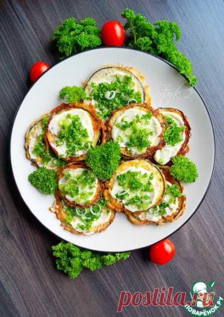 Баклажаны в кляре с базиликом – кулинарный рецепт