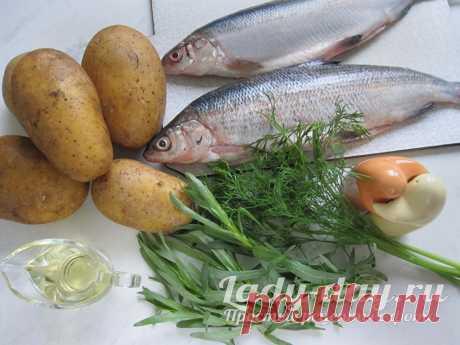 Вкусная форель с картошкой, рецепт с фото | Простые рецепты с фото