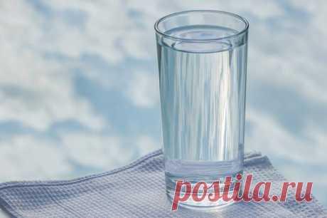Ставлю стакан с раствором соды в холодильник. Рассказываю для чего так делаю | Людмила Петровна | Яндекс Дзен