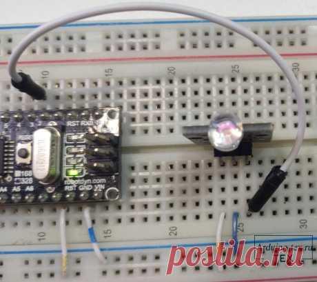 KY-005 модуль инфракрасного излучения