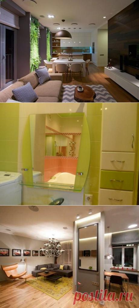 Как расставить мебель в однокомнатной квартире: с чего следует начинать — Мой дом