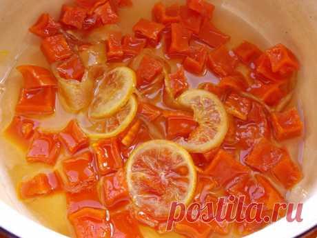Цукаты из тыквы: рецепты быстро и вкусно (пошаговые фото)