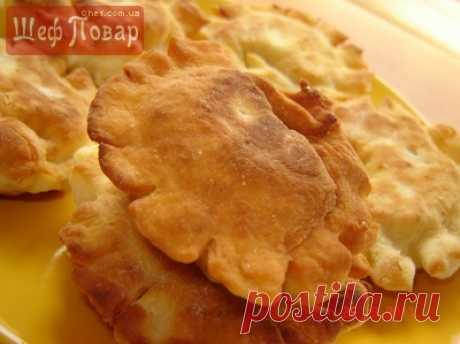 Болгарские пирожки - банечки с соленой брынзой, мягкие и вкусные