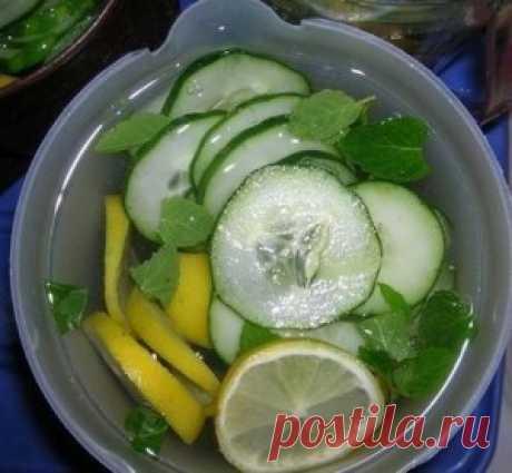 Prikolnaya y el agua sabrosa. La receta con la presión de la foto.
