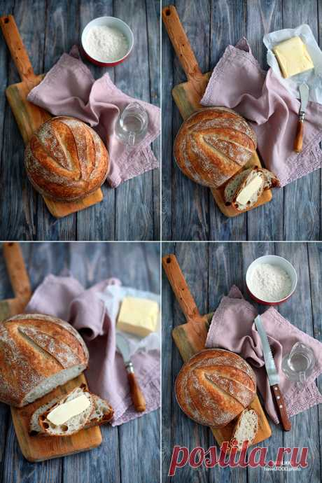 Французская булка и несколько советов начинающим пекарям - Good things — LiveJournal